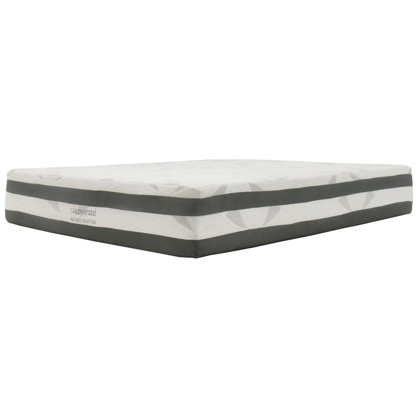 Helens Queen Memory Foam Mattress by Carlo Perazzi  main image, 1 of 4 images.