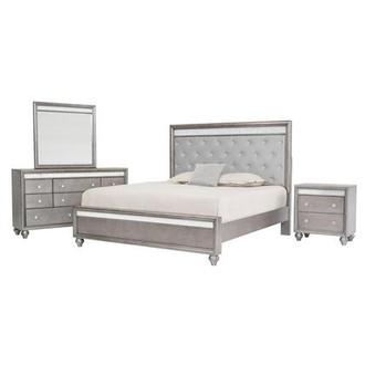 Celestial 4-Piece King Bedroom Set