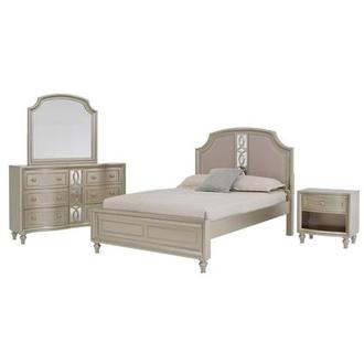 Regency 4-Piece Full Bedroom Set