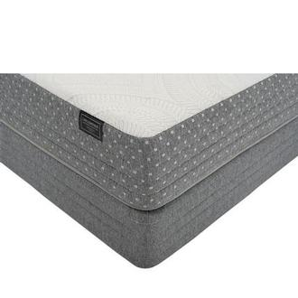 Messina HB King Mattress w/Low Foundation by Carlo Perazzi