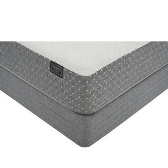 Salermo HB Queen Mattress w/Low Foundation by Carlo Perazzi