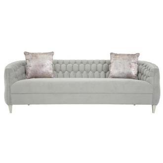 Laura Cream Sofa El Dorado Furniture