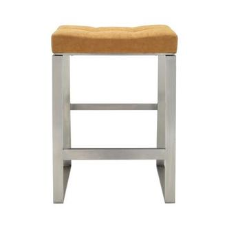 Sabriel Yellow Counter Stool