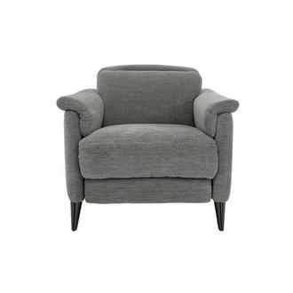 Katie Light Gray Power Motion Recliner