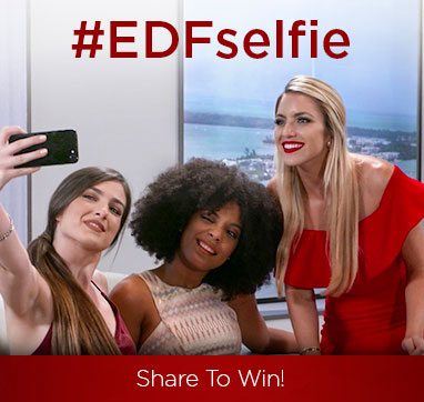 Edf selfie. Share to win.