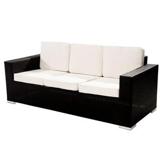 Neilina Black Sofa