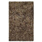Linden Brown/Beige 5' x 8' Area Rug  main image, 1 of 3 images.
