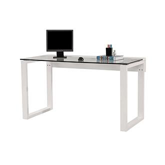 Bellmar White Desk