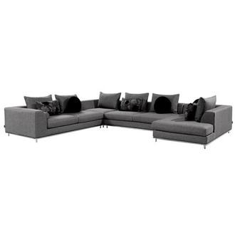 Henna Sofa W Right Chaise