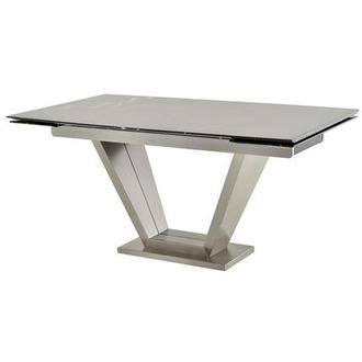 Jessy Black Extendable Dining Table