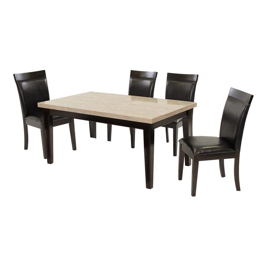 Arcadia 5-Piece Casual Dining Set  alternate image, 3 of 12 images.