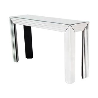 Dex Mirrored Console Table