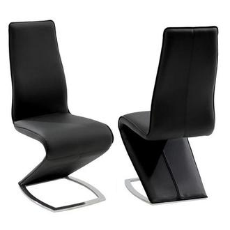 Jessy Black Side Chair