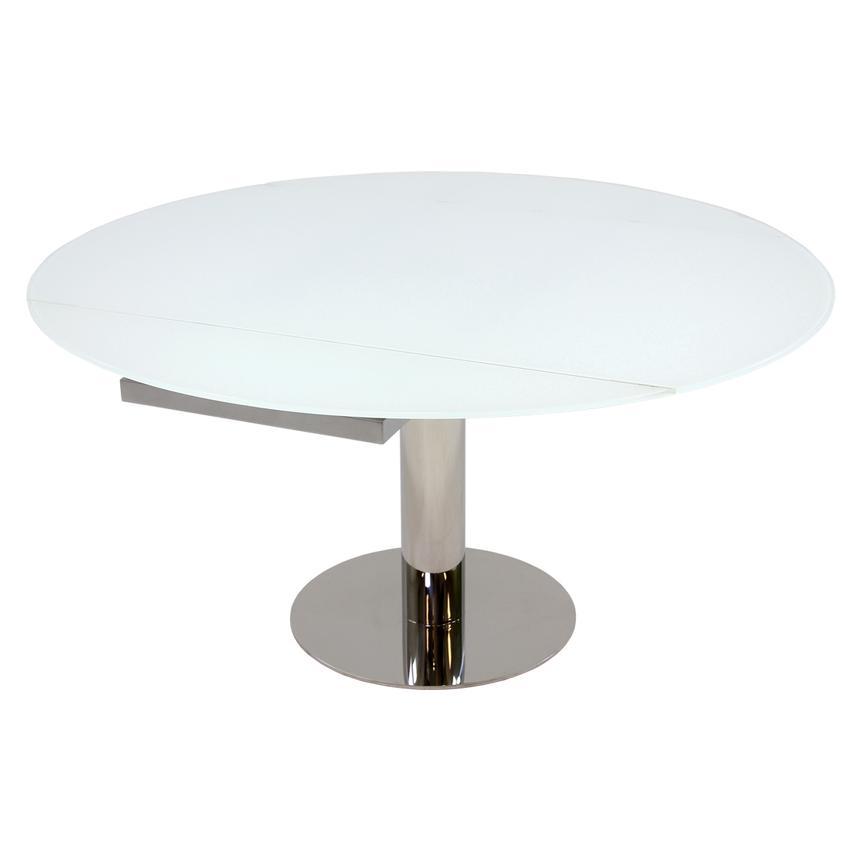 Fabulous Tami White Extendable Dining Table Short Links Chair Design For Home Short Linksinfo