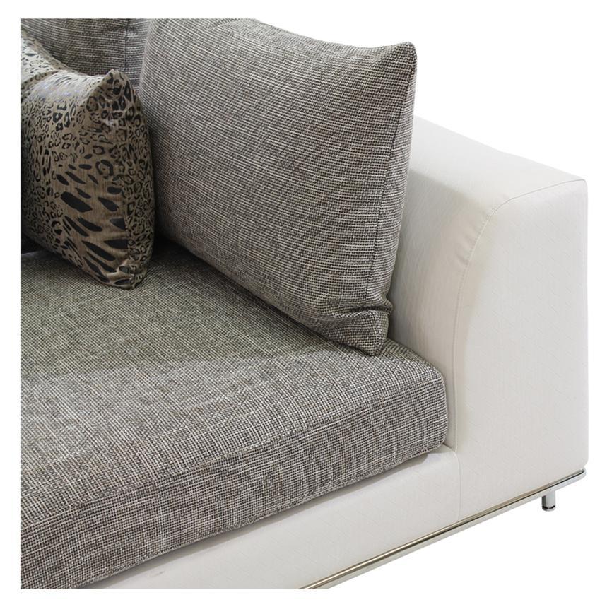 Hanna Sofa W Left Chaise El Dorado Furniture