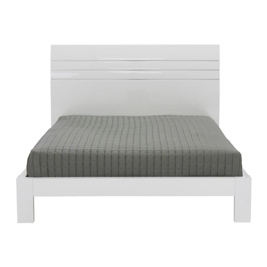 Neiva Queen Platform Bed  alternate image, 3 of 6 images.