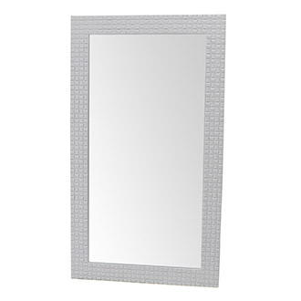 Tindale White Wall Mirror