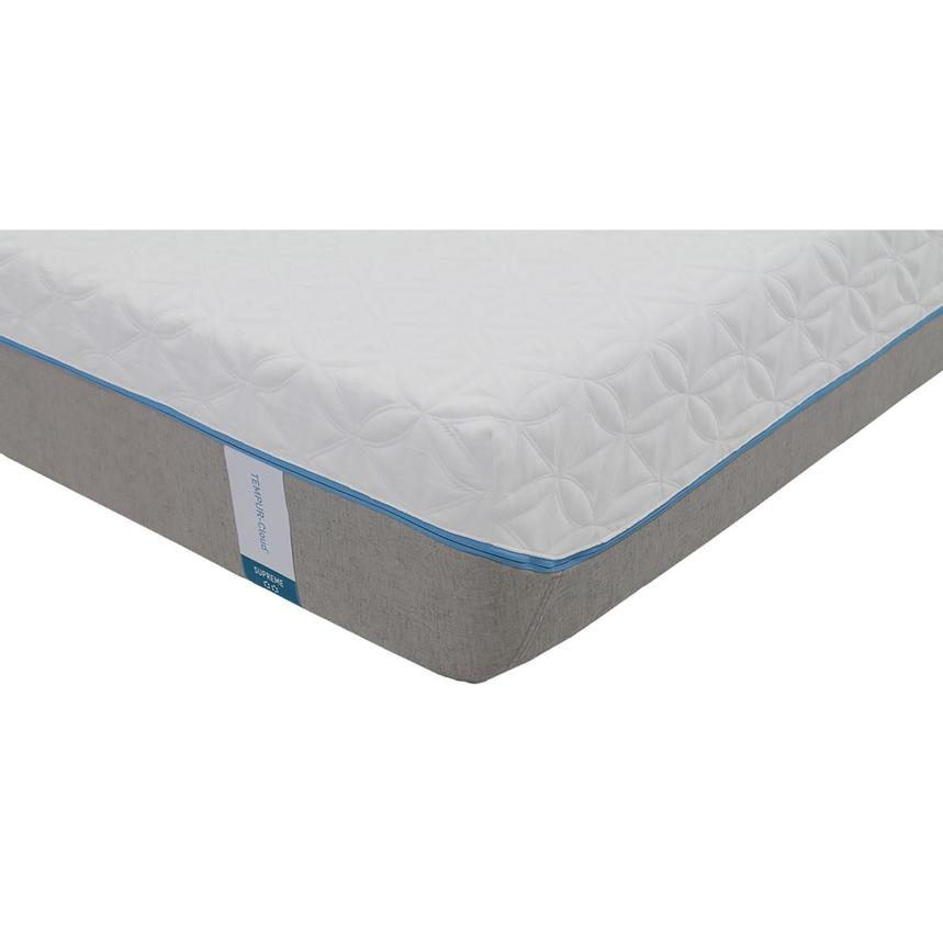 Cloud Supreme Twin Memory Foam Mattress by Tempur-Pedic  main image, 1 of 4 images.