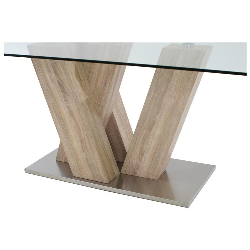 Solimar Rectangular Dining Table  alternate image, 4 of 4 images.