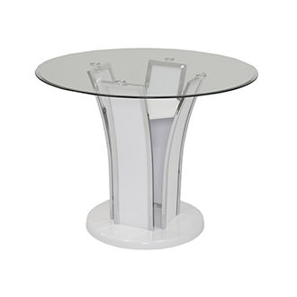 Dash Round Counter Table