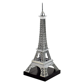 Eiffel Tower Floor Sculpture
