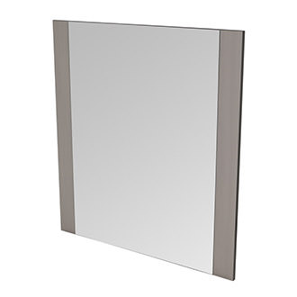 Mont Blanc Gray Mirror Made in Italy