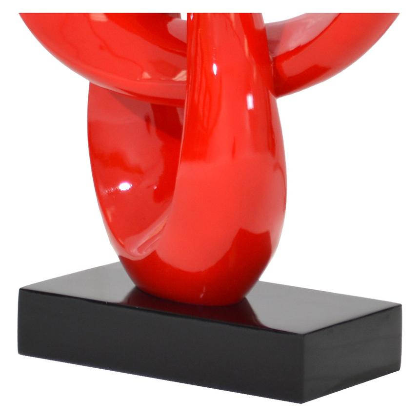 Closter Red Sculpture  alternate image, 3 of 3 images.