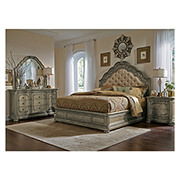 San Marcos Queen Platform Bed  alternate image, 2 of 7 images.