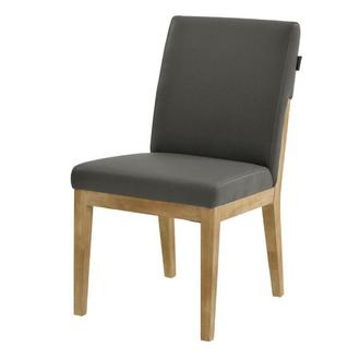 Suria Dark Gray Side Chair