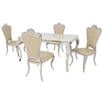 Lizbon Rectangular Dining Table El Dorado Furniture