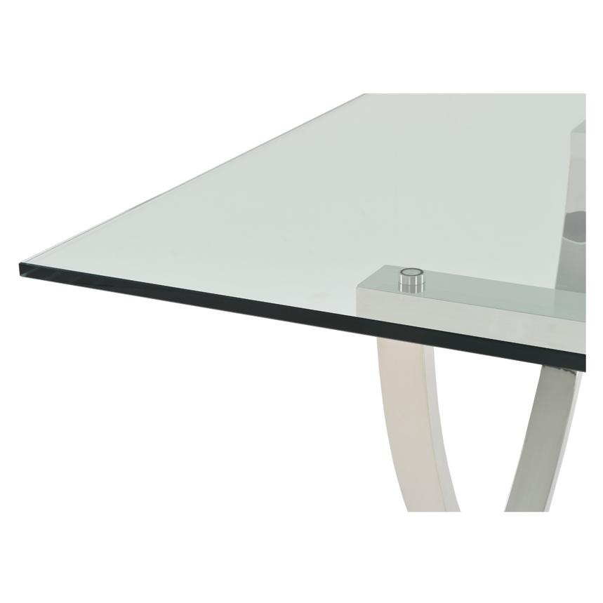 Luciele Rectangular Dining Table  alternate image, 3 of 3 images.