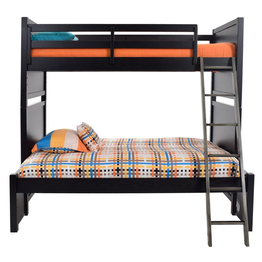 Graphite Twin Over Full Bunk Bed  alternate image, 4 of 7 images.