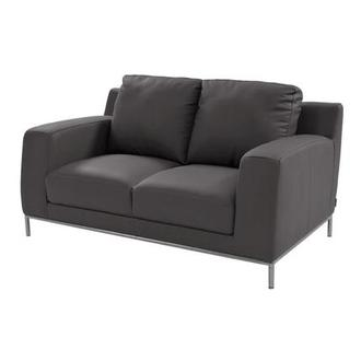 Cantrall Gray Loveseat