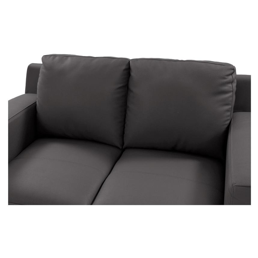 Cantrall Gray Loveseat  alternate image, 4 of 8 images.