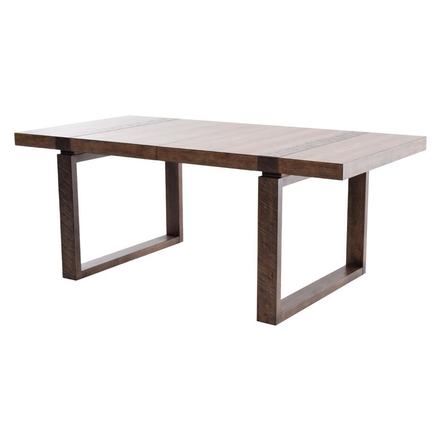 Epicenters extendable dining table el dorado furniture for Table 52 2016