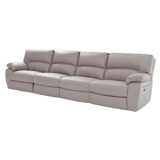 Camillo Gray Oversized Sofa