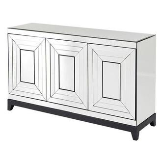 Zenti Mirrored Cabinet