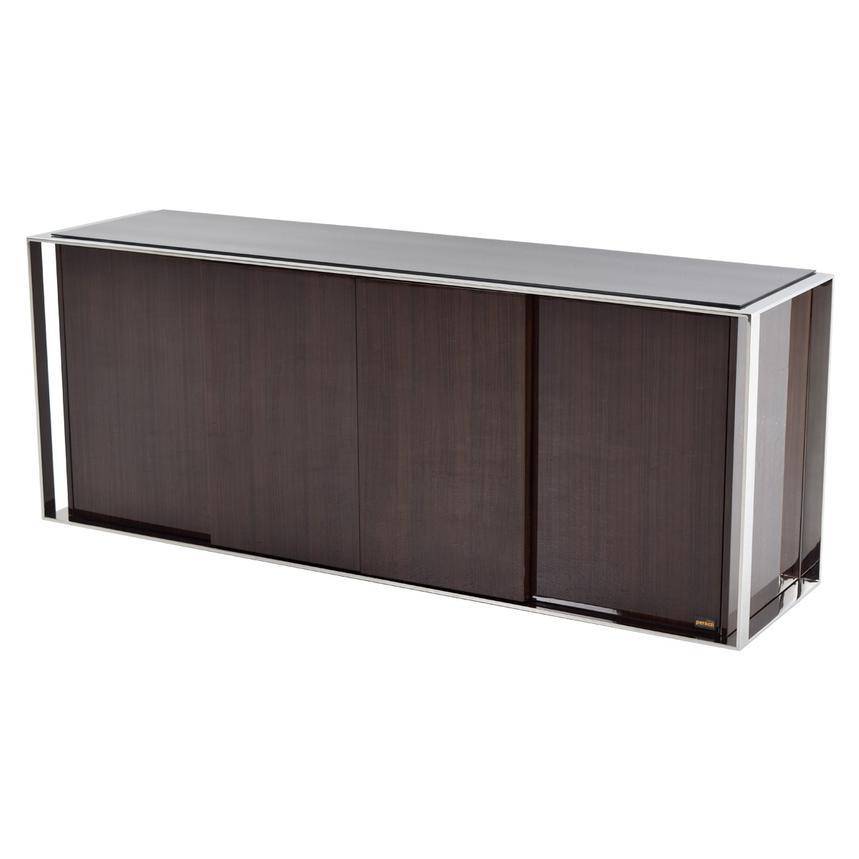 Cecilia brown buffet el dorado furniture for Sideboard xenia
