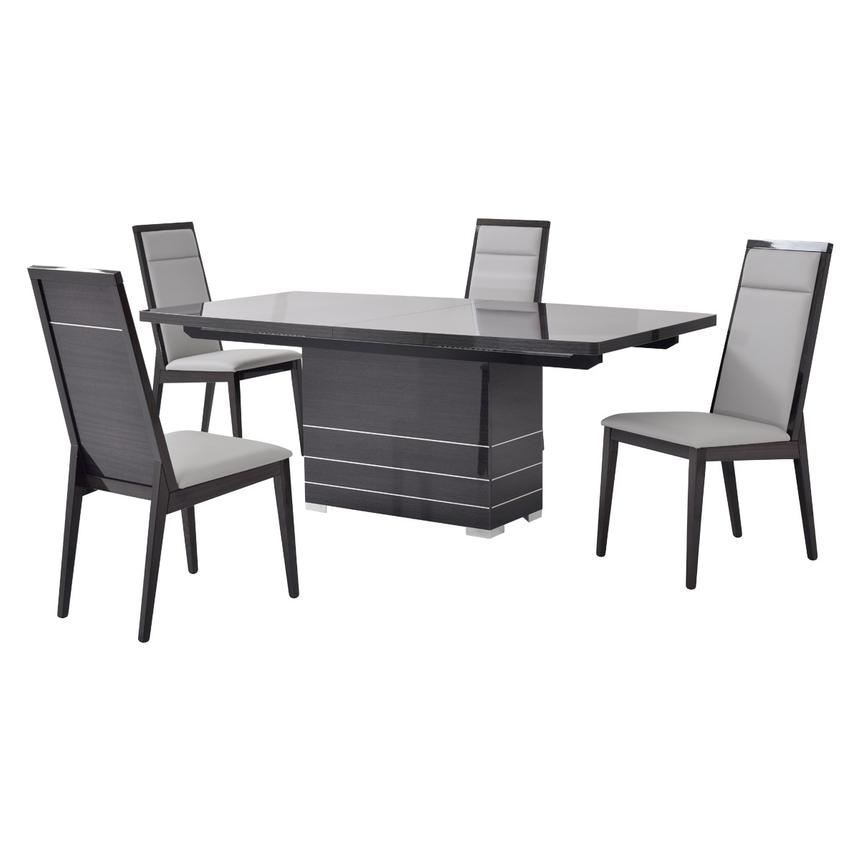 Valery 5-Piece Dining Set  main image, 1 of 15 images.