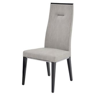 Heritage Gray Side Chair