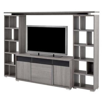 Tivo Gray Wall Unit Made in Italy