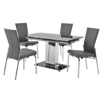 Antonia Gray 5-Piece Casual Dining Set
