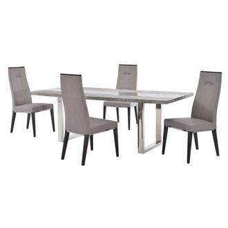 Skyscraper/Heritage 5-Piece Formal Dining Set