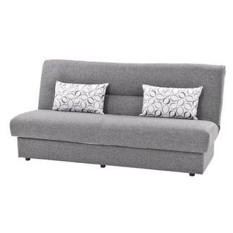 Regata White Futon W Storage El Dorado Furniture