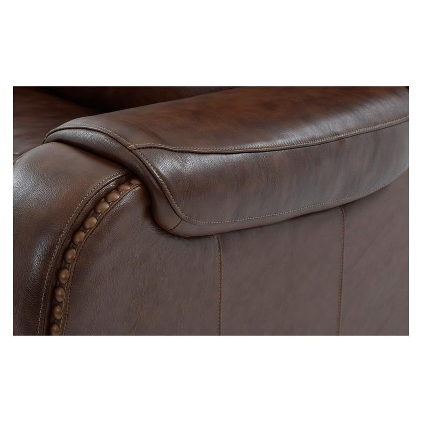 Durham Leather Power Reclining Sofa  alternate image, 8 of 9 images.