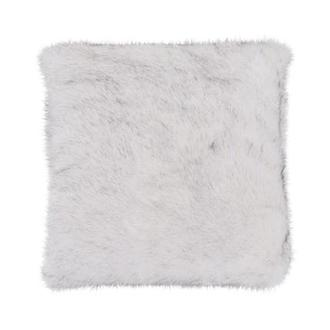 Fuzzy Accent Pillow