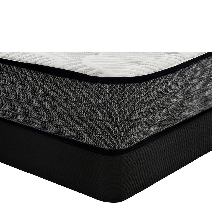 Lovely Isle TT King Mattress w/Regular Foundation  main image, 1 of 4 images.