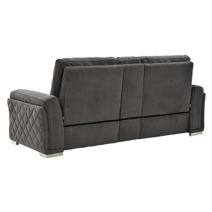 Kim Gray Power Motion Sofa w/Console  alternate image, 4 of 10 images.