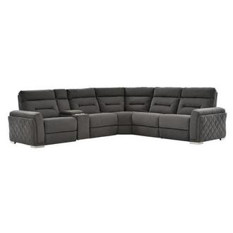 Kim Gray Power Reclining Sectional