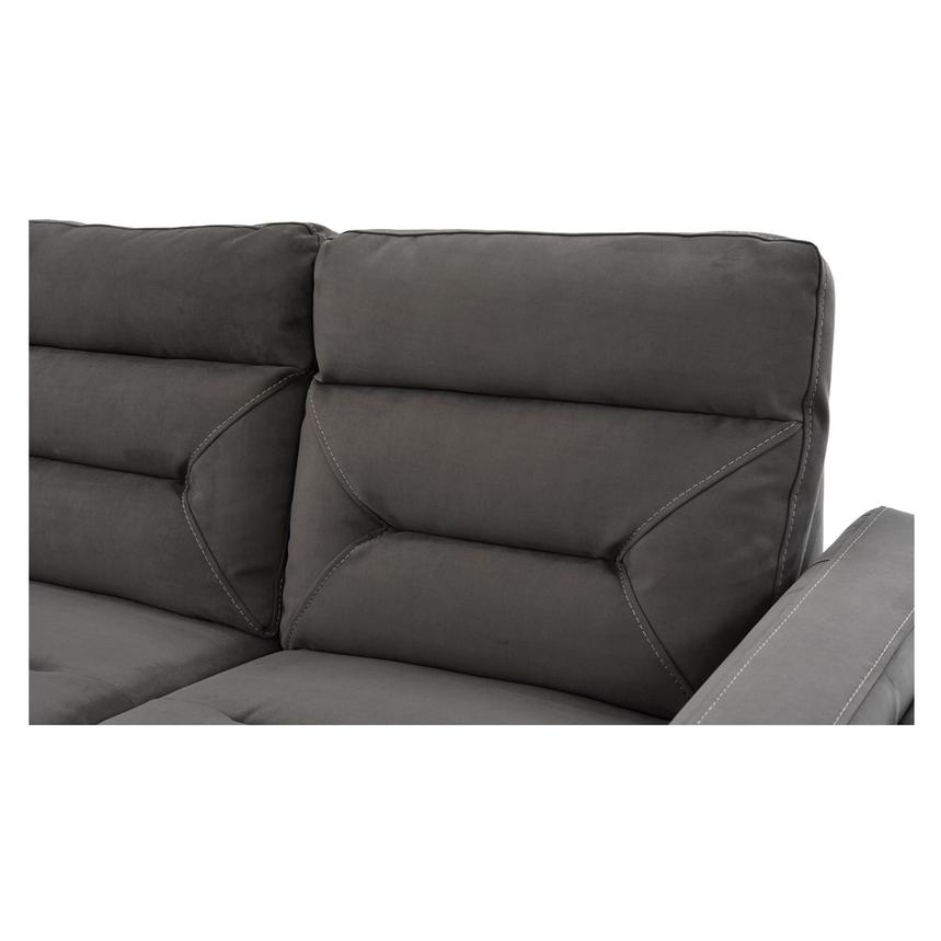 Kim Gray Power Reclining Sectional  alternate image, 12 of 15 images.